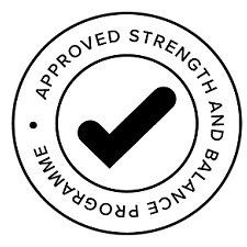 Approved strength and balance programme