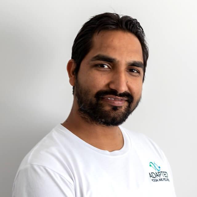 Tilak - Head Yoga Teacher at Adapted