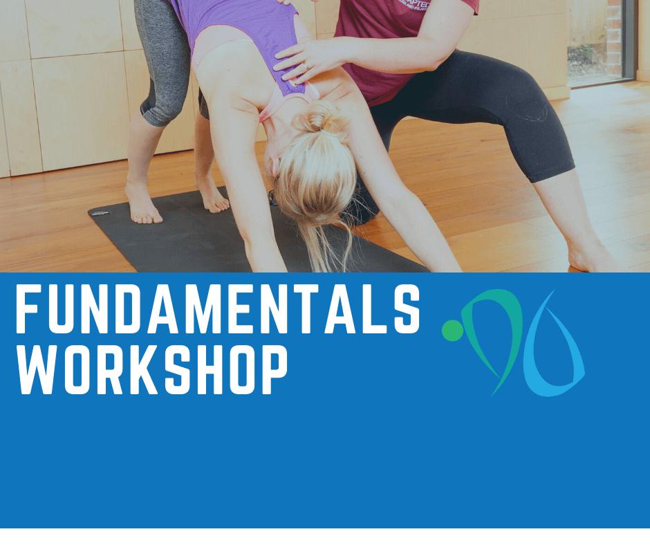 Yoga Fundamentals Workshop April 2021