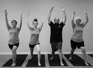 Foundations of Yoga Course