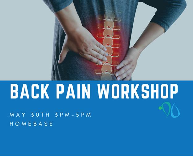 back pain workshop