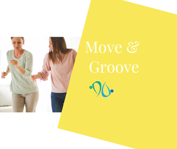move and groove workshop