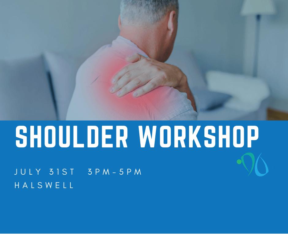 Shoulder workshop July 2021